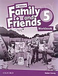 Family and Friends 5 (2nd edition) Workbook and Online Practice Pack
