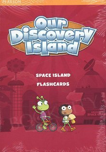 Our Discovery Island 3 (WIELOLETNI) Flashcards