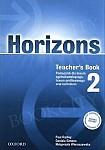 Horizons 2 Teacher's Book PL