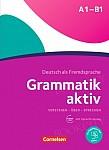 Grammatik aktiv A1-B1 + CD Ubungsgrammatik mit eingelegter Hor-CD