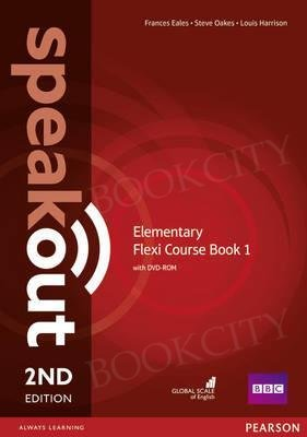 Speakout Elementary (2nd edition) Student's Book Flexi 1