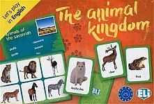 The Animal Kingdom Gra językowa z polską instrukcją i suplementem