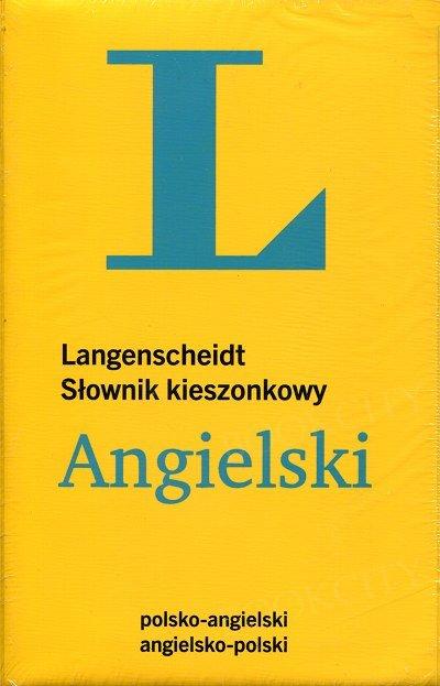 Słownik kieszonkowy Angielski