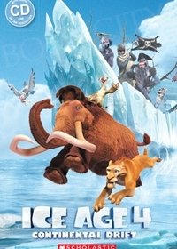 Ice Age 4: Continental Drift (Poziom 1) Reader + Audio CD