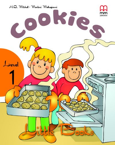 Cookies Book with CD