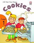 Cookies (level 1) Książka+CD-ROM