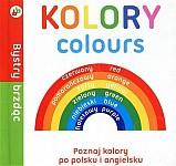 Bystry brzdąc Kolory Poznaj kolory po polsku i angielsku