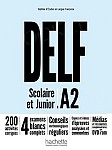 DELF Scolaire & Junior A2 Nouvelle Edition podręcznik +DVD