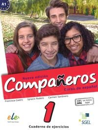 Companeros 1 Nueva Edición Ćwiczenia + licencia digital