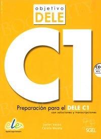 Objetivo DELE C1 Książka + CD