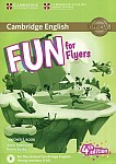 Fun for Flyers (4th edition) Teacher's Book + Downloadable Audio