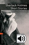 Sherlock Holmes Short Stories Book with Audio Download