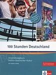 100 Stunden Deutschland Podręcznik z ćwiczeniami + CD
