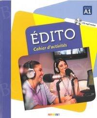 Edito A1 Niveau Ćwiczenia + CD