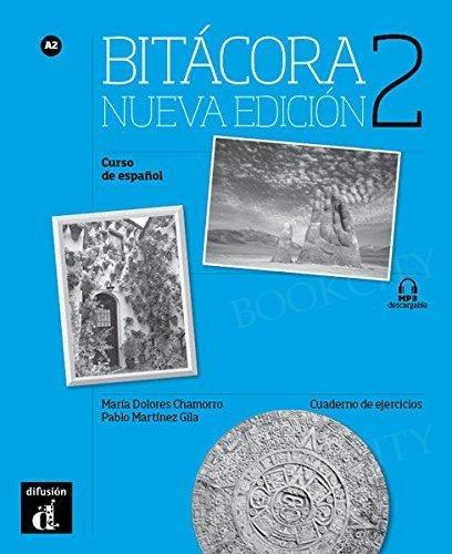 Bitácora 2 Nueva edición Ćwiczenia + mp3 online