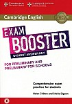 Cambridge English Exam Booster for Preliminary and Preliminary for Schools Book without Answer Key with Audio