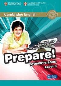 Prepare! 3 podręcznik