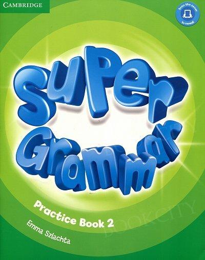 Super Minds 2 Grammar Practice book 2
