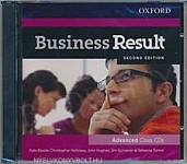 Business Result 2nd edition Advanced Class Audio CD