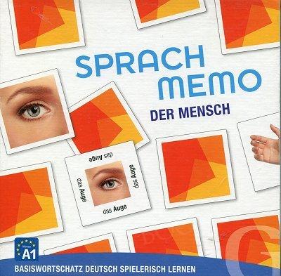 Sprachmemo Deutsch. Der Mensch