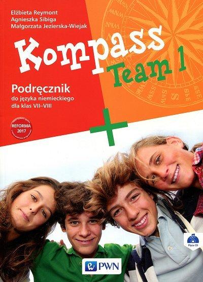 Kompass Team 1 podręcznik