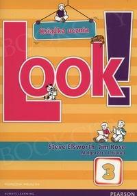 Look! 3 (WIELOLETNI) podręcznik
