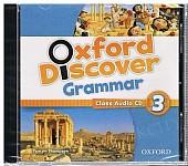Oxford Discover 3 Grammar Class Audio CD