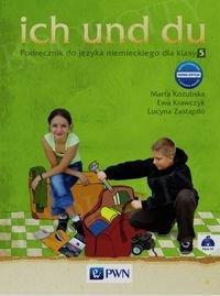 ich und du dla klasy 5 Nowa edycja podręcznik