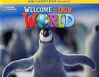 Welcome to Our World 2 ćwiczenia