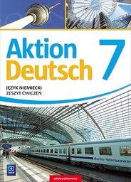 Aktion Deutsch klasa 7 Zeszyt ćwiczeń