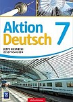 Aktion Deutsch klasa 7 ćwiczenia