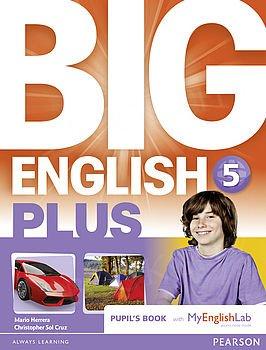 Big English PLUS 5 podręcznik