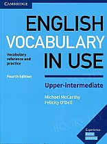 English Vocabulary in Use: Upper Intermediate. 4th edition Book with Answers