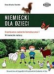 Niemiecki dla dzieci W świecie natury Książka +  mp3 online
