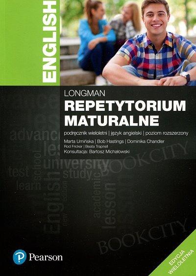 Longman Repetytorium maturalne. Poziom rozszerzony