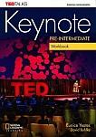 Keynote A2 Pre-Intermediate ćwiczenia