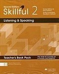 Skillful 2 Listening & Speaking Książka nauczyciela Premium Pack