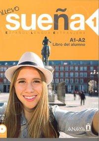 Nuevo Suena 1 A1-A2 podręcznik