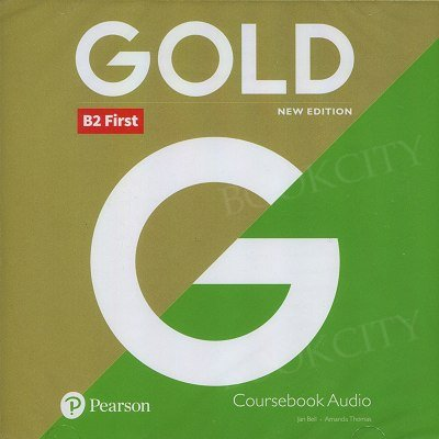 GOLD B2 First New Edition Class CD's