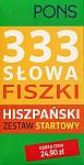 333 Słowa Fiszki Hiszpański Zestaw startowy
