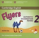 Cambridge English Flyers 2 (2018) Audio CD