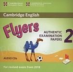 Cambridge English Flyers 2 (2018) Audio CD