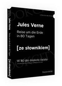 W 80 dni dookoła świata wersja niemiecka ze słownikiem