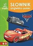 Słownik angielsko-polski Auta 3 Disney English