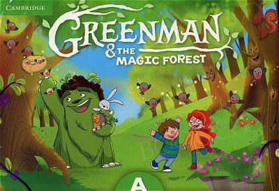 Greenman and the Magic Forest A podręcznik