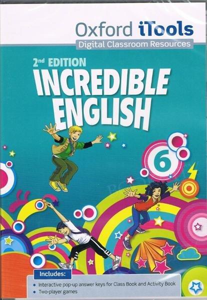 Incredible English 6 (2nd edition) iTools