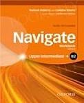 Navigate Upper-Intermediate B2 Workbook with Key & Audio CD