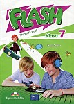 Flash Klasa 7 Student's Book (WIELOLETNI Reforma 2017)