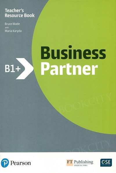 Business Partner B1+ Teacher's Book with MyEnglishLab