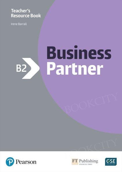 Business Partner Poziom B2 książka nauczyciela